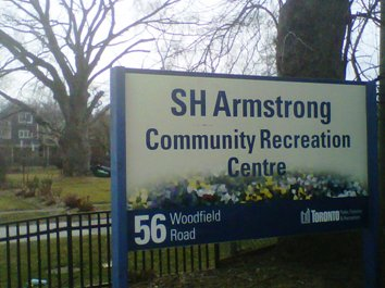 S.H. Armstrong Community Recreation Centre