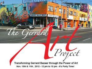 Gerrard Art Project
