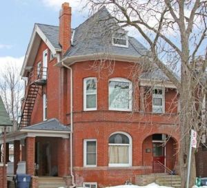 100 Greenwood Avenue, originally the home of brickmaker John Price, is for sale for the first time since 1966.
