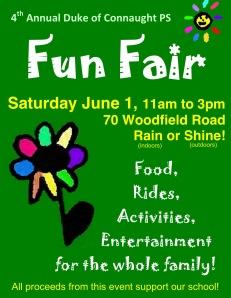 Fun Fair 2013 Flyer - letter size