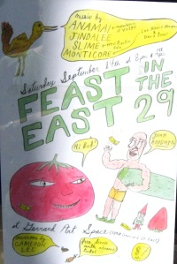 IFeast In the East 29 - Sept.14 2013