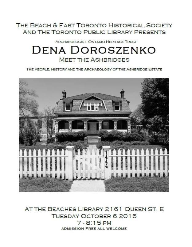 2015-10-06-Meet-the-Ashbridges-Beaches-Library-Dena-Doroszenko